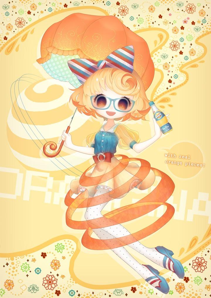 Idola - kawaii illustrations