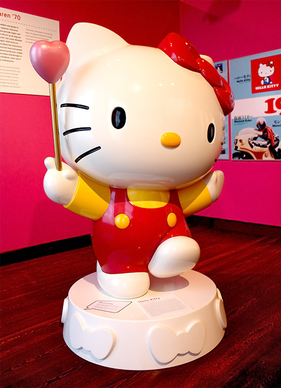 Japan Kingdom of Characters Exhibition - Hello Kitty