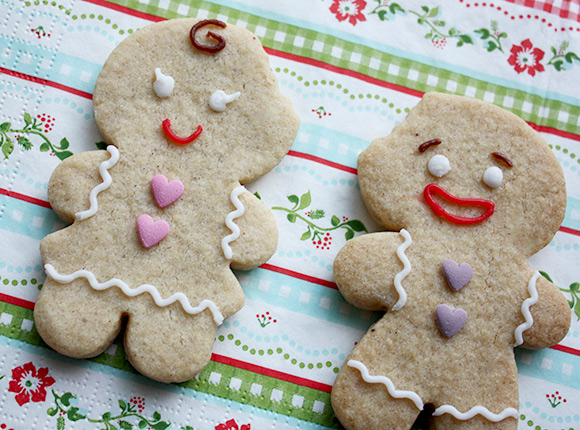 Kawaii Gingerbead Cookie Woman DIY Tutorial