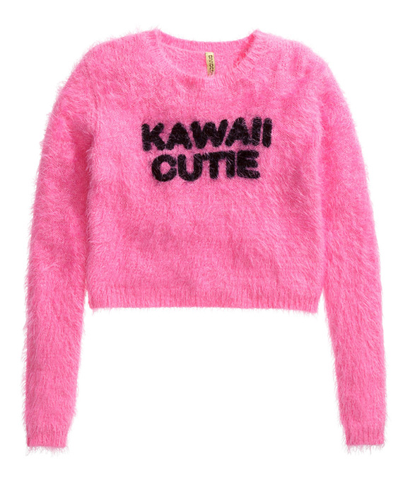 H&M kawaii cute clothes