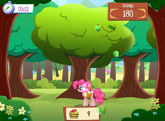 My Little Pony Game Gameloft screenshot