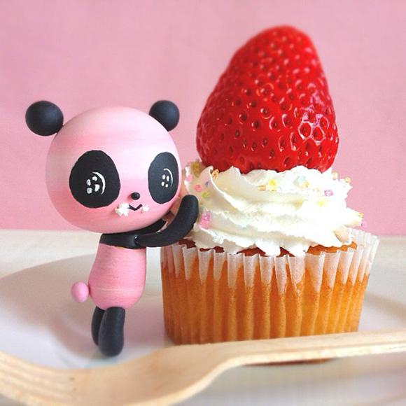 Berry Sweetlife - Cute Panda