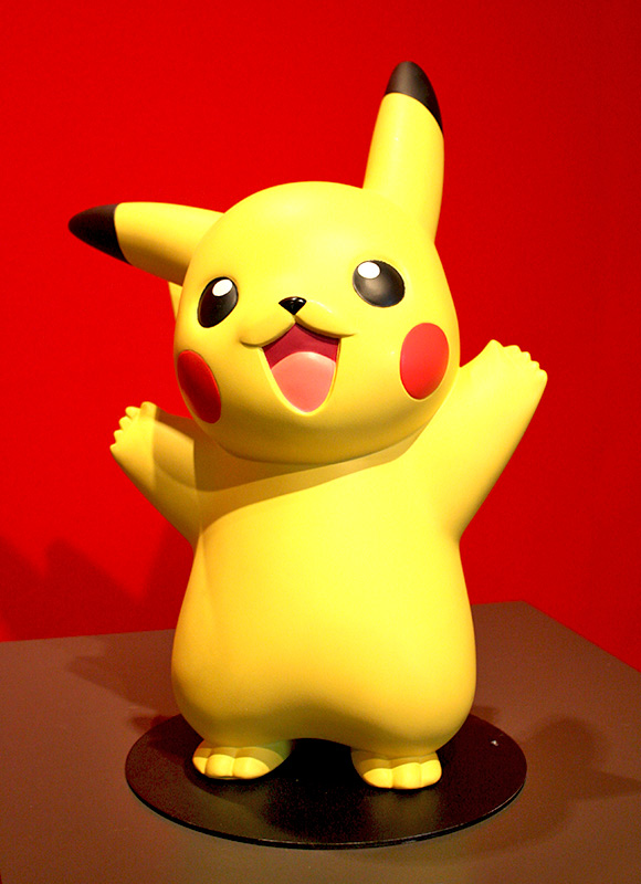 Japan Kingdom of Characters Exhibition - Pikachu