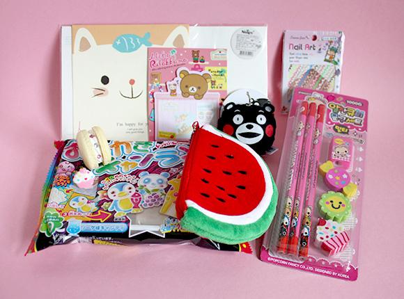 Kawaii Box Review - Blippo Store