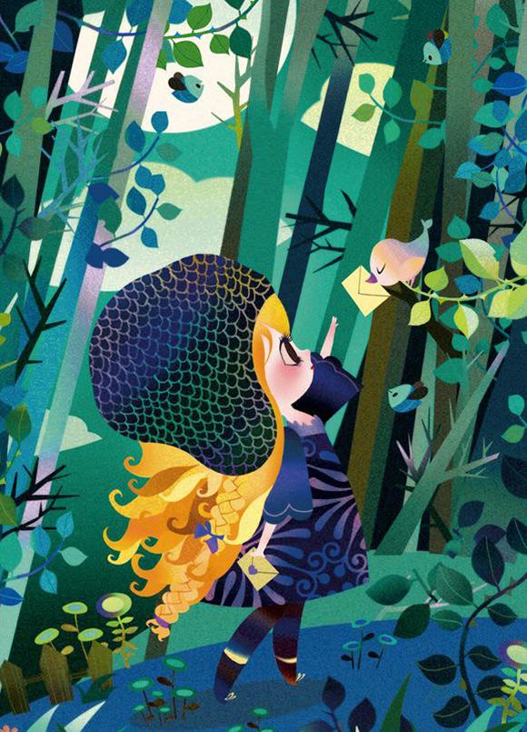 Illustrator Lilidoll