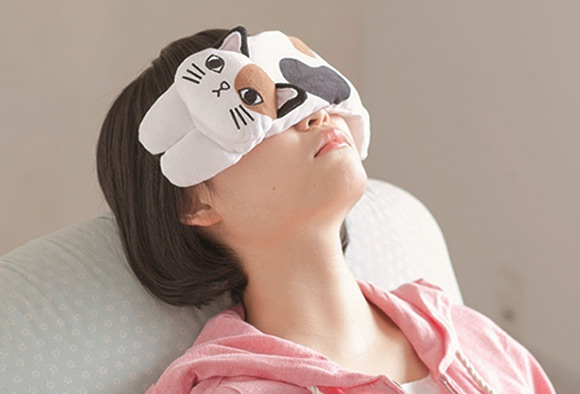 Cute Cool Head Cat Mask