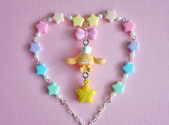 Win a Cinnamoroll Necklace