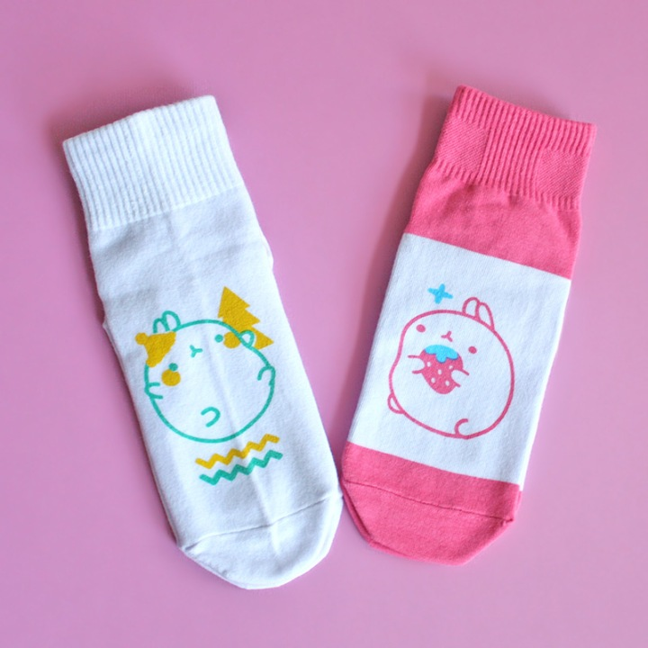 kawaii subscription sockflow