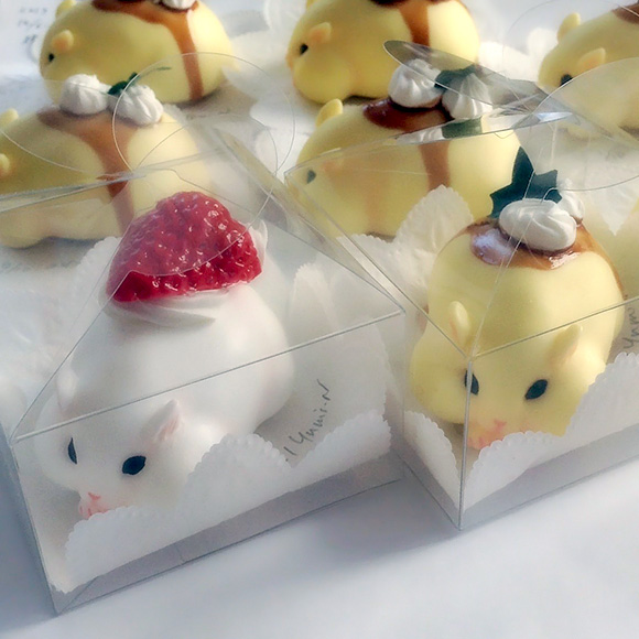 Hamuco Miniature Hamster Boxes