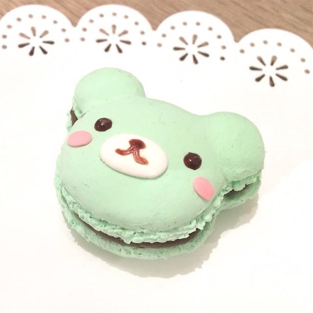 Kawaii Craft Macaron DIY