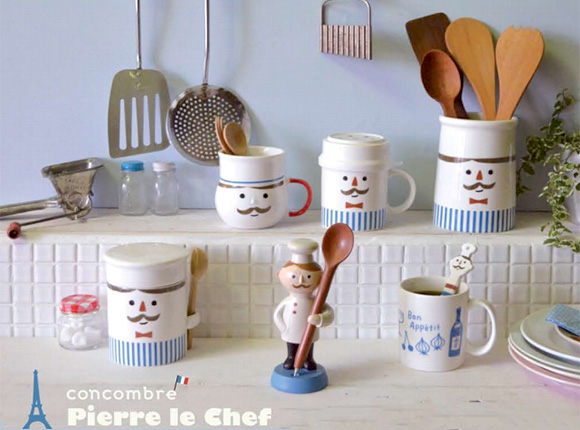 Little Chef Decole Kawaii Kitchenware Japan