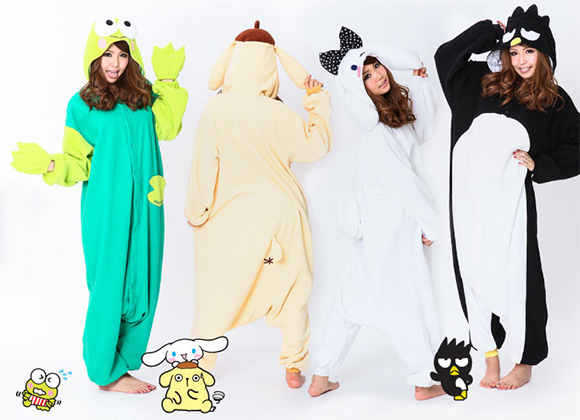 Sanrio official kigurumi