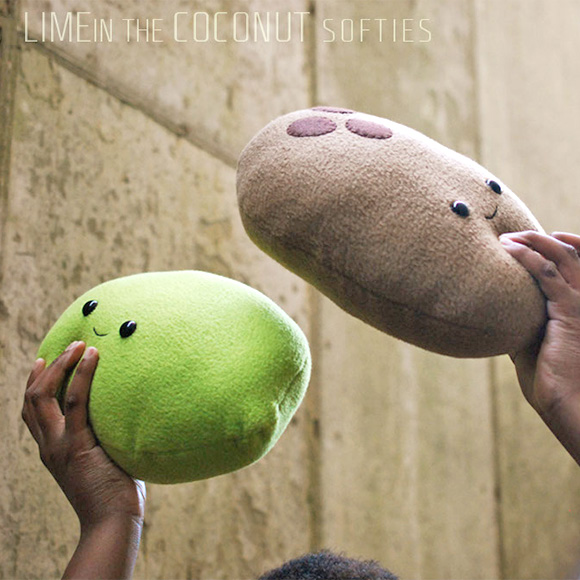 Cute Kawaii Summer Fruit DIY Craft Free
