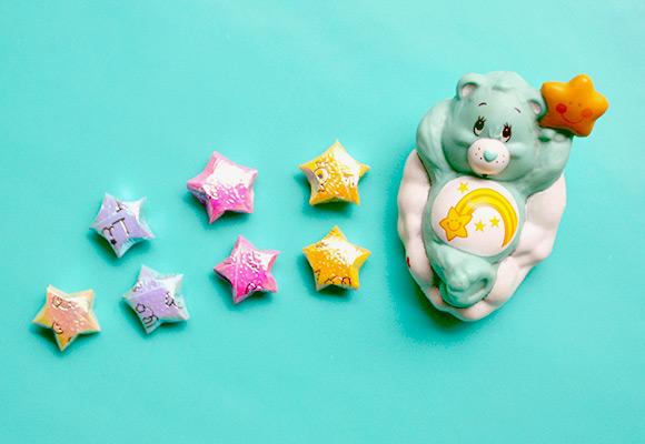 Origami Lucky Star - YouTube   400x580
