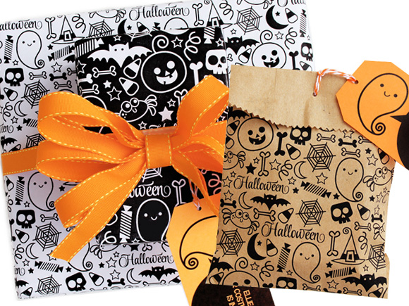 Kawaii Halloween Printables