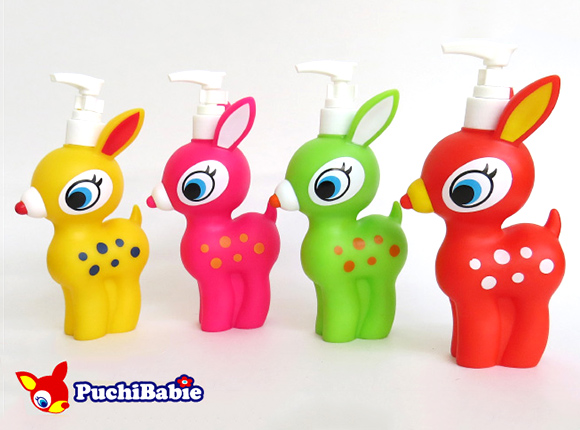 Prime Nakamura Puchi babie Deer Soap Dispenser
