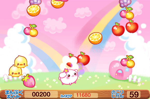 Usamochi Cute Game iPhone