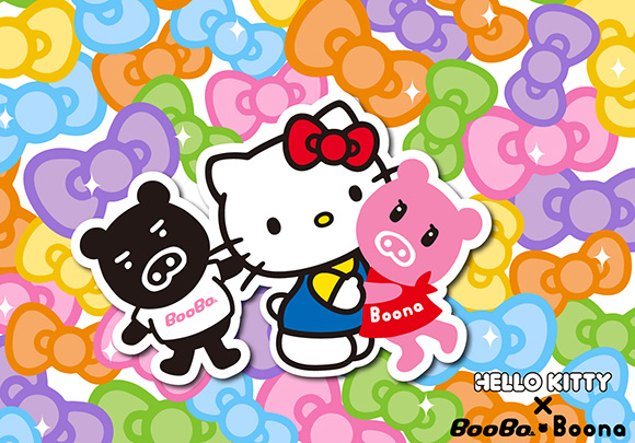 Hello Kitty 40TH Birthday Hugs