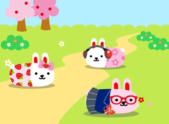 Moshi Moshi Kawaii Mobile Game - Usacolle