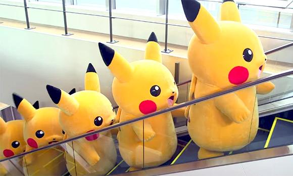 Yokohama Pikachu Event