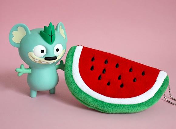 Kawaii Box Review - Plush Watermelon
