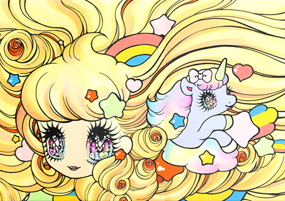 Yurie Sekiya - Fairy Kei Art and Clothes