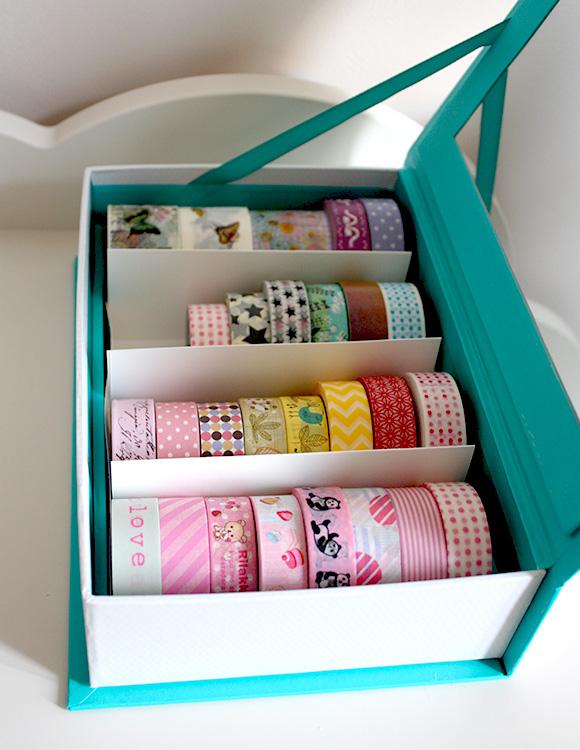 Washi Tape Collection - HEMA Jewelry Box