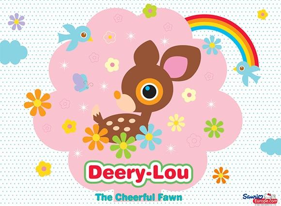 Deery Lou Sanrio