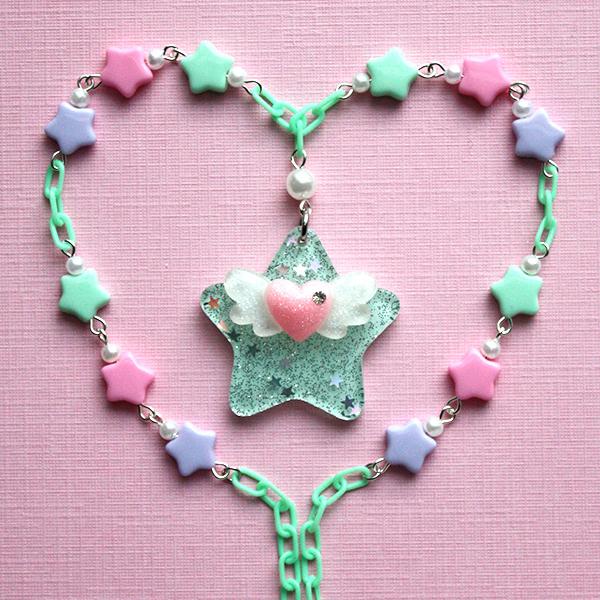 necklace-fairy-kei-star