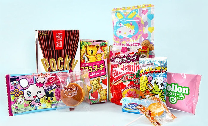 Japan Candy Box Giveaway 2015