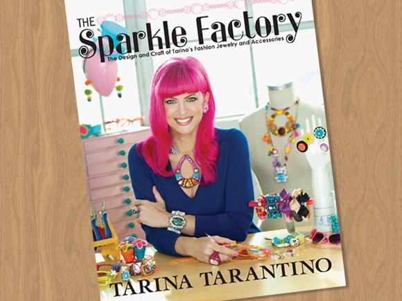 Tarina Tarantino Sparkle Factory Book
