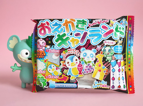 Kawaii Box Review - DIY Candy