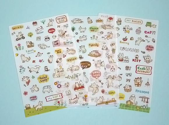 kawaii-shop-australia-cat-diary-stickers-2