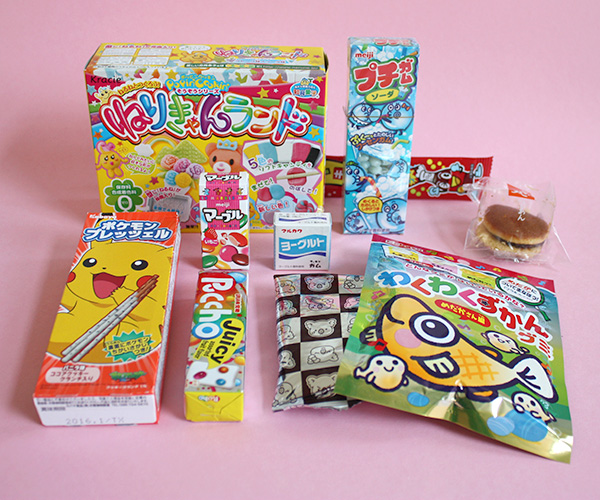 Japan Candy Box Blippo Review
