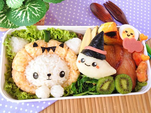 halloween-bento-sushi-cute