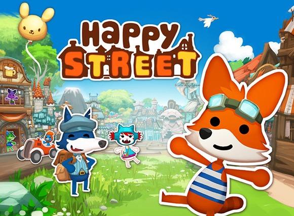 Happy Street iPad