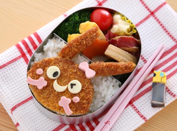 Cute Lunch Bunny Bento