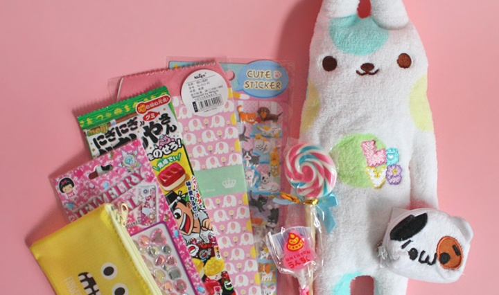 Kawaii Box October 2015