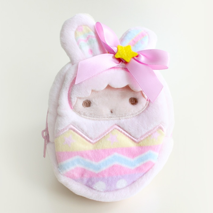 kawaii box japan march 2017 - little twin stars bunny purse