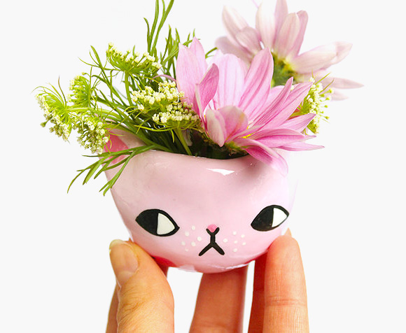 Pony People - Kitty Planter