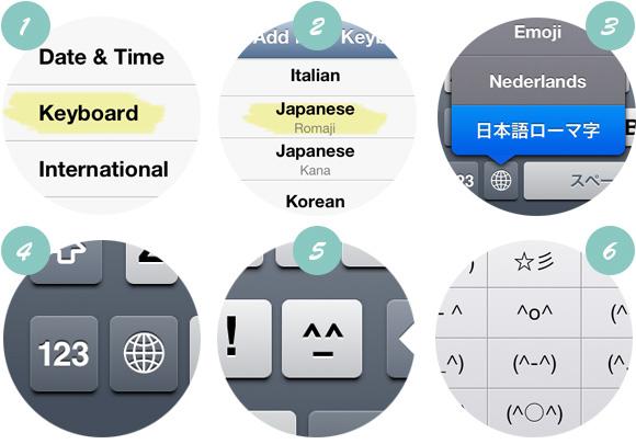 Japanese Emoticons Emoji Iphone