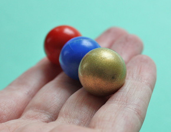 80s toys childhood - clickets magnetic marbles