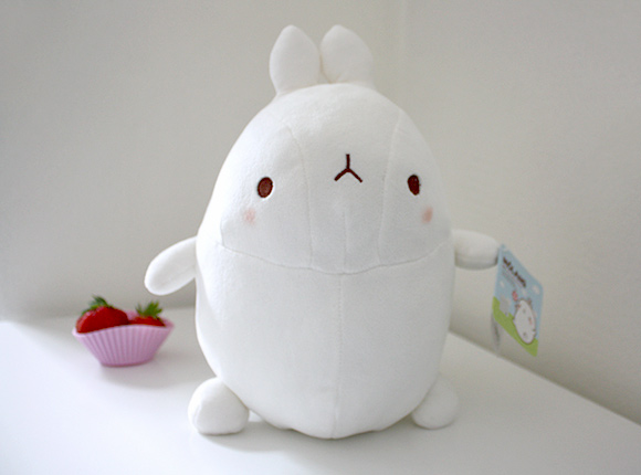 Molang Bunny Plush